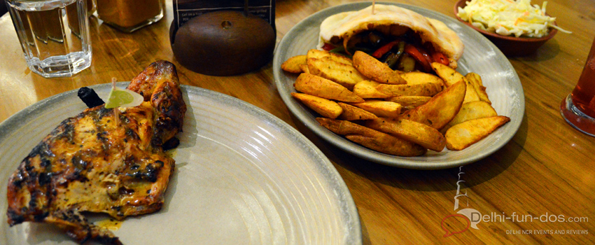 Nando's – Peri Peri Chicken and more…
