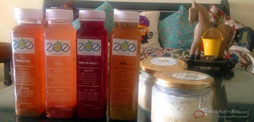 Zoe – Nutrition Food & Beverages