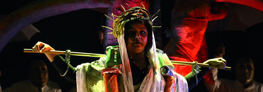 Antigone – Bengali play