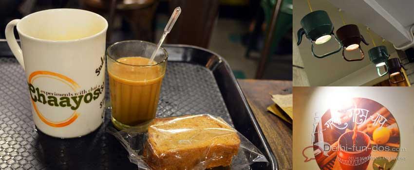 Chaayos – Expanding Tea Culture in Delhi