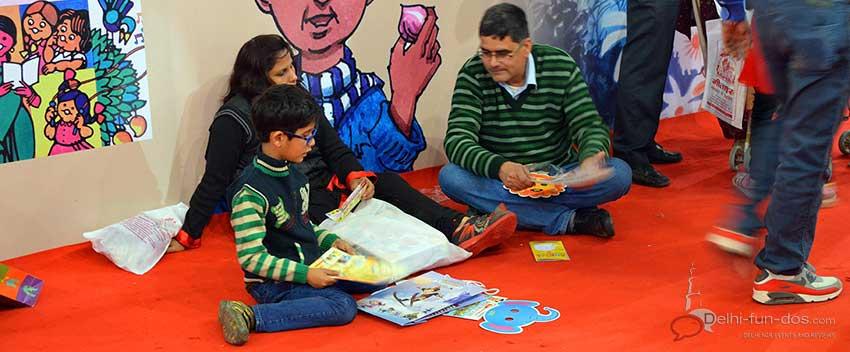 New Delhi World Book Fair – 2016