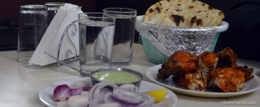 The Tandoor – Simple satisfying non veg food