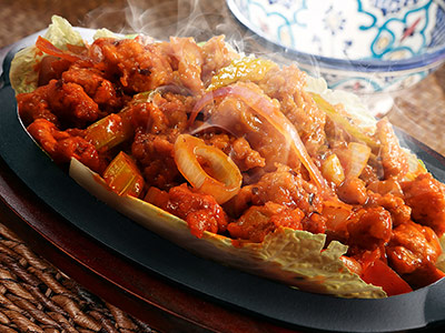 Seafood Sizzler – Full Portion