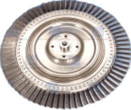 Turbine Disc Assembly
