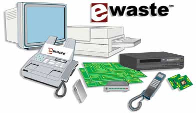 3Rs For E-Waste