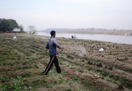 Tending to the Climate Affected: Charity or Responsibility