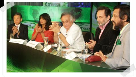 Priyanka Chopra as Green Ambassador