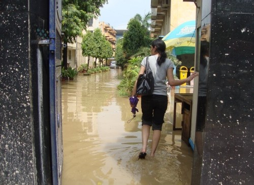 Delhi University's Girl's Hostel Under Water, As Are Other Parts of the City