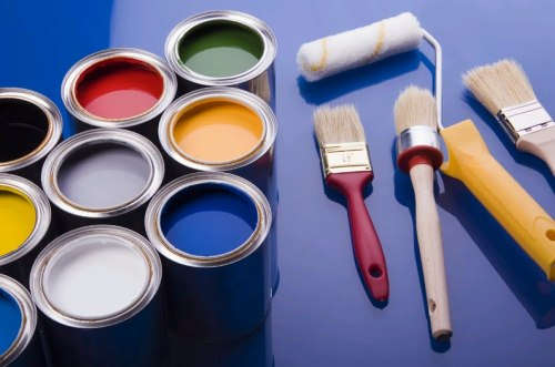 Choose right paints for Diwali