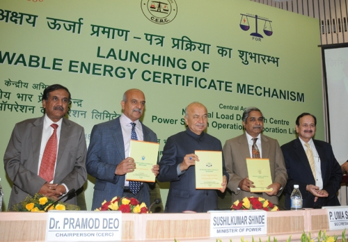 Renewable Energy Certificate Mechanism Launched to Boost Green Energy in India