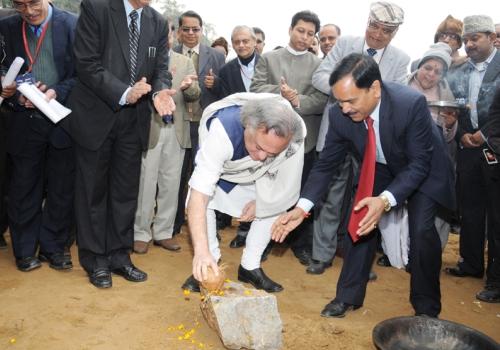 Environment Minister Jairam Ramesh inaugurates MoEF's New Building