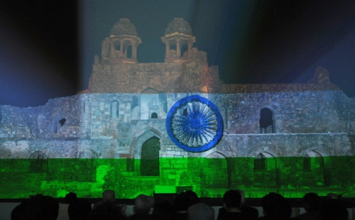 """Ishq-E-Dilli"": Sound and Light Show at Purana Qila"