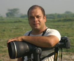 Delhi Greens Catches Up With Nikhil Devasar On the Big Bird Day 2011