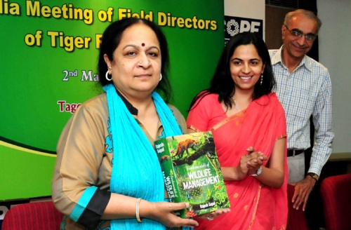 Tiger Conservation Efforts Awarded: More STPF to be Deployed
