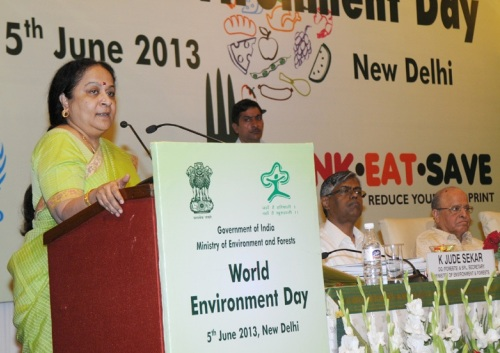 Environment Minister Launches National Wetlands Atlas on WED 2013
