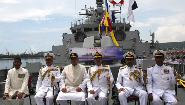 Indian Navy Adopts Several Green Initiatives on Environment Day