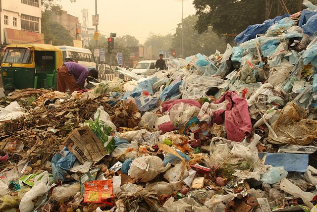 waste-delhi