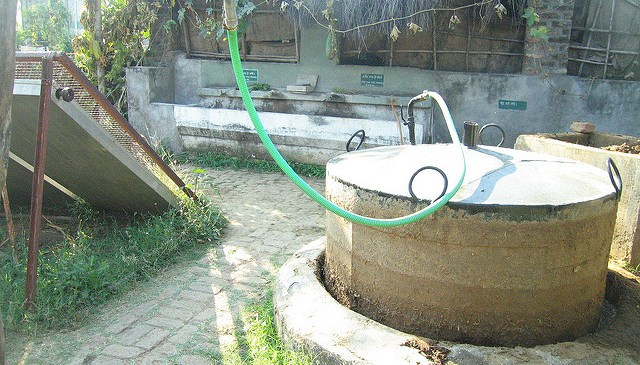 Infosys Launches Household Biogas Digester Project