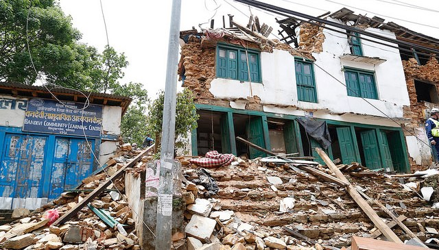 Conference on Disaster Risk Reduction Held in Kathmandu