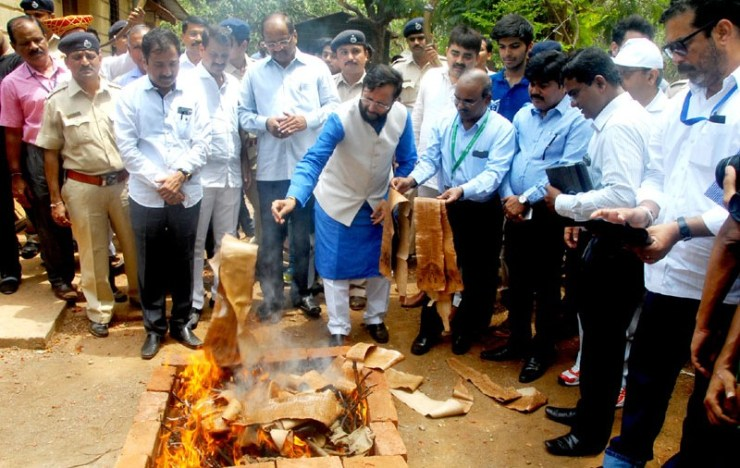 env-minister-burns-wildlife-related-illegal-materials-on-environment-day