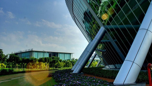 Infosys Chennai Campus Implements New Sustainability Initiatives
