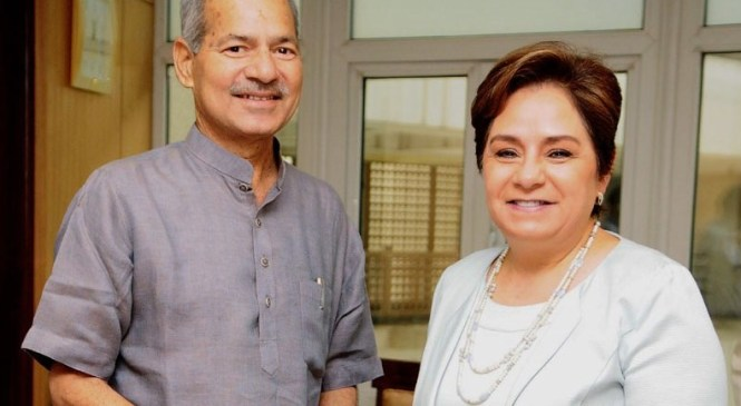 UNFCCC Meets MoEFCC for Greater Green Good
