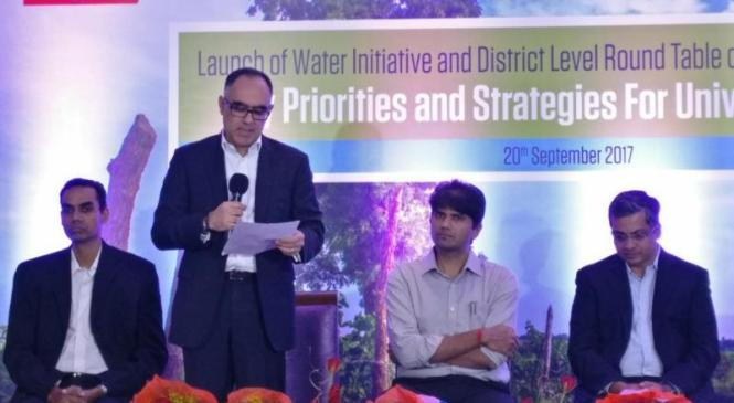 Colgate-Palmolive Partners with Water For People in Amravati, Maharashtra