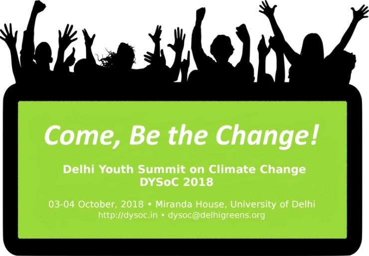 Youth Summit on Climate Change