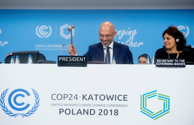 COP 24 Katowice Agreement