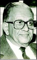 Homi Nusserwanji Sethna