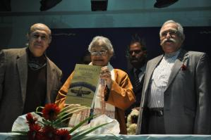 The Hon'ble Chief Minister of Delhi, Smt Sheila Dikshit releases our Dipanjali