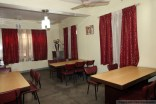 Jamwa Chaalo ji, at our Dharamshala Dining Room!