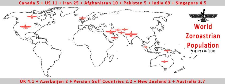 Zoroastrian Population Figures