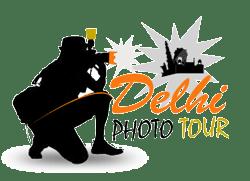 Delhi Photo Tour logo