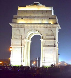 Photo Tours of New Delhi monuments