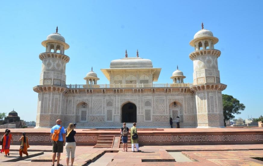 Heritage tour of Agra