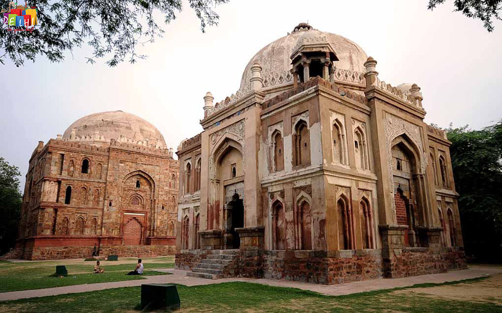 Bade Khan and Chote Khan tombs