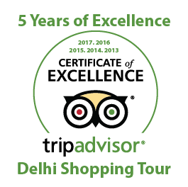 Certified Excellent tour of Delhi