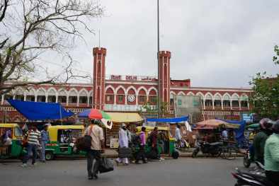 Chandni chowk markets