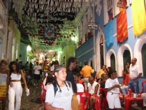 Carnaval Pelurinho Streets