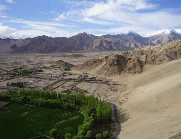 Leh from a distance