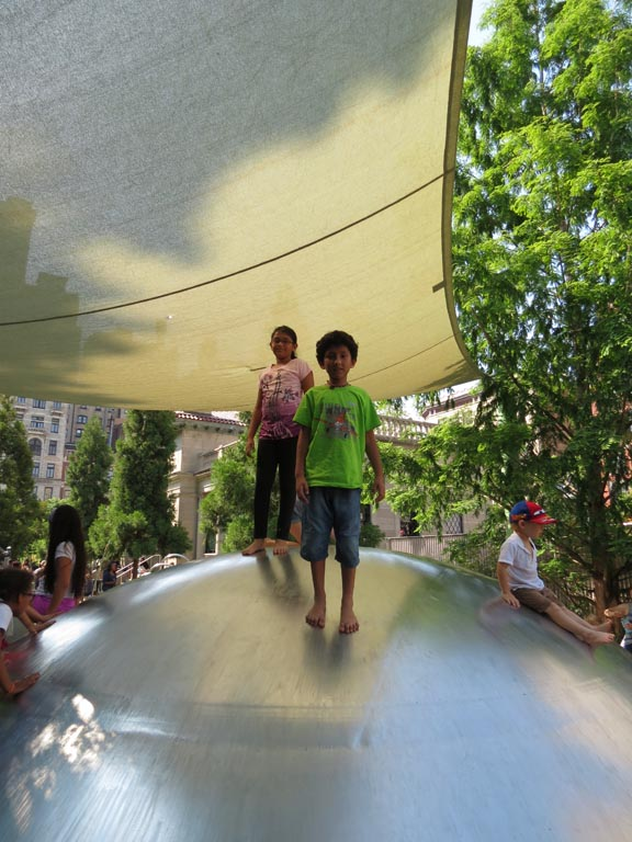 Evelyn Square playground