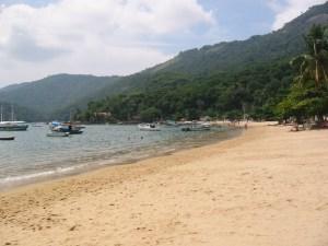 Ilha Grande beach
