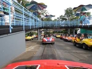 Magic Kingdom Cars