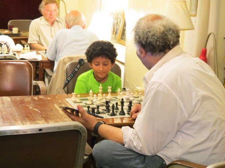 NYC Chess Club