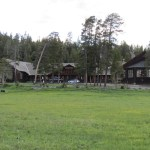Yellowstone lake lodge
