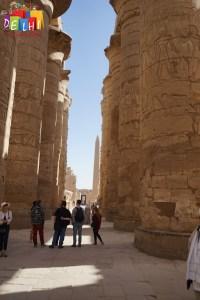 Huge Pillars and the obelix