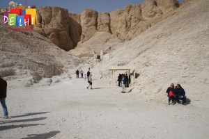 Valley of the kings sites