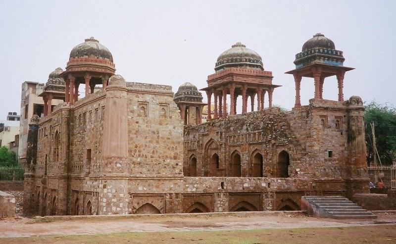 Jahaz Mahal- Phool Walon ki Sair