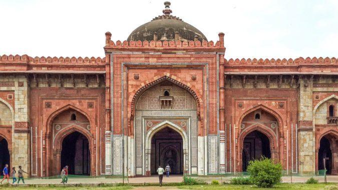 Quila-i-kuhna mosque